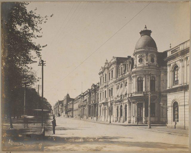 Alameda, calle Nataniel