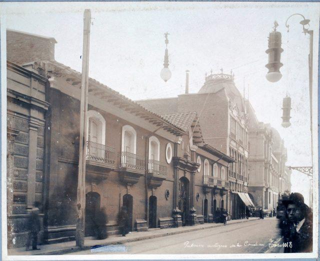 Palacio Antiguo de la Condesa Toro