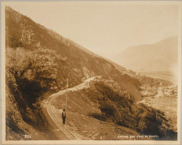 Camino San José de Maipo