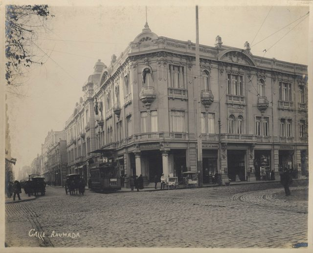 Calle Ahumada