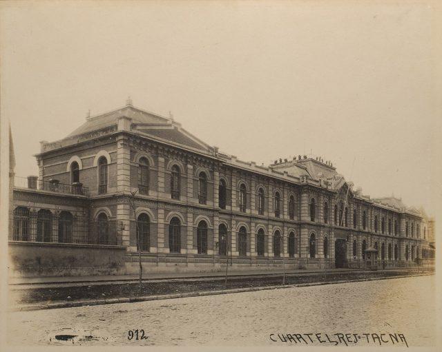 Cuartel Reg. Tacna