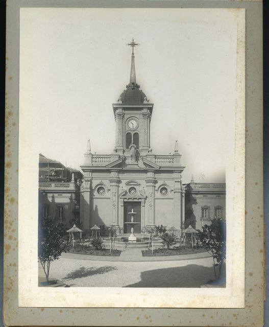 Iglesia, Población Huemul