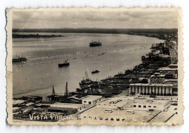 Vista de puerto