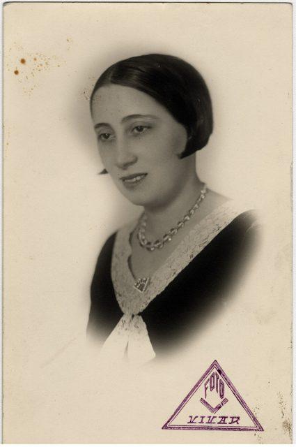 Retrato de Francisca Crispi