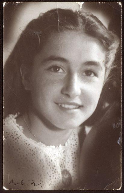 Retrato de Rosa Garrido