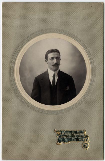Retrato de Juan Fernández