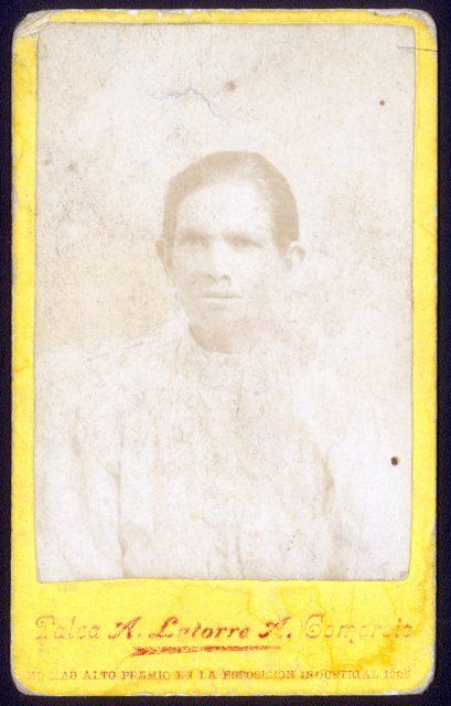 Retrato de mujer.
