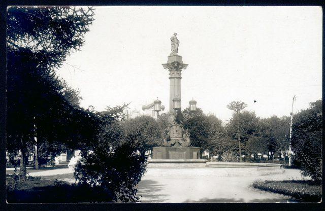 Plaza de Armas de Concepción