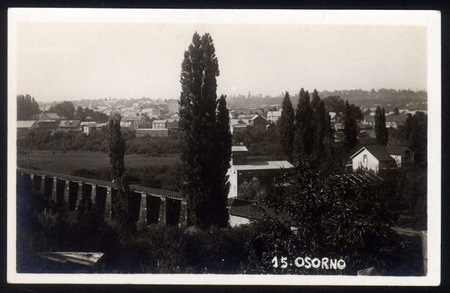 Osorno.