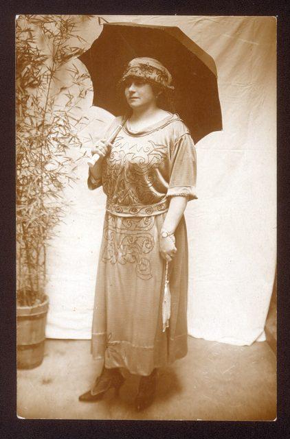 Retrato de Emilia E. de Agüero