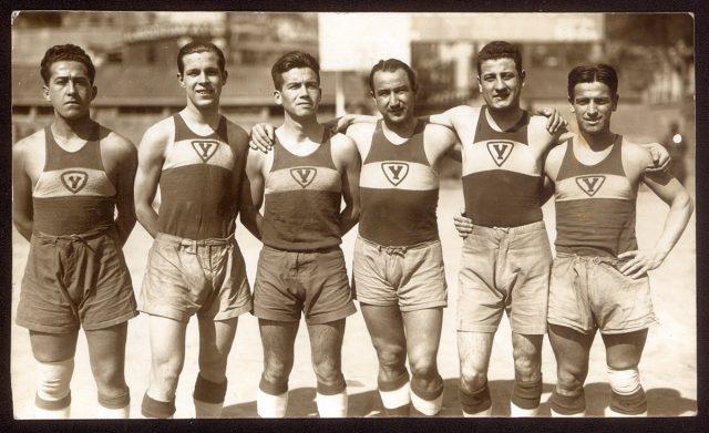Equipo de Basquetball