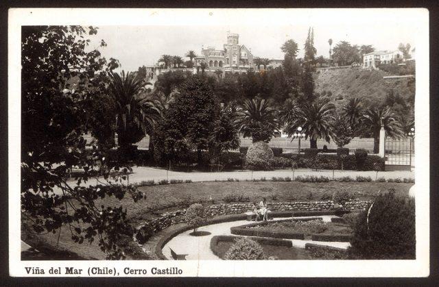Viña del Mar (Chile), Cerro Castillo