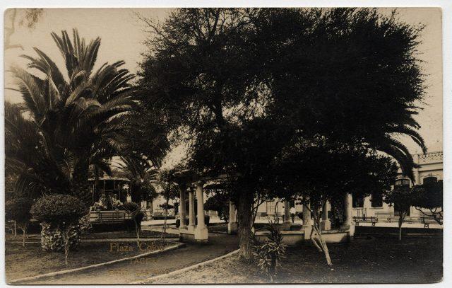 Plaza Colón, Tacna
