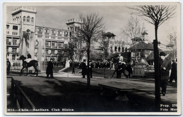 Chile – Santiago, Club Hípico