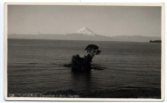 Frutillar, Lago Llanquihue y Volc. Osorno