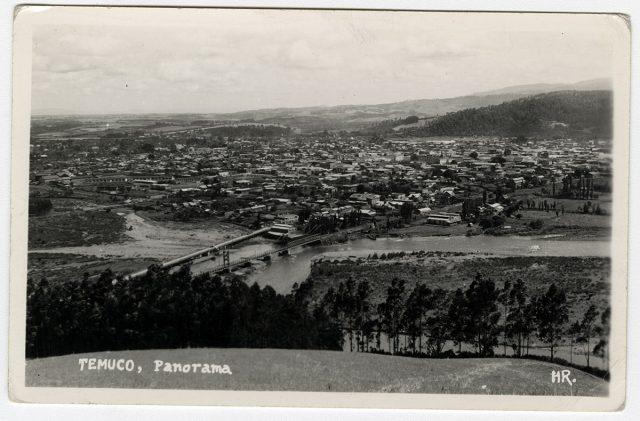 Temuco, Panorama