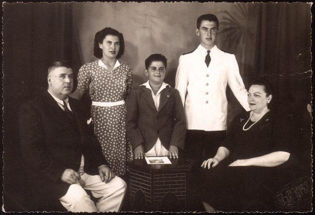 Grupo familiar.