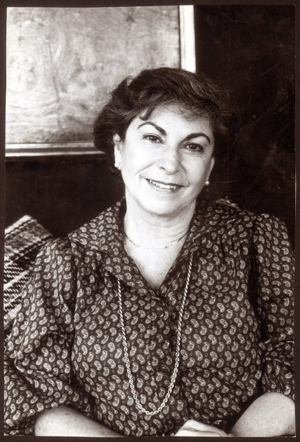 Retrato de Francisca Llona de Huidobro.