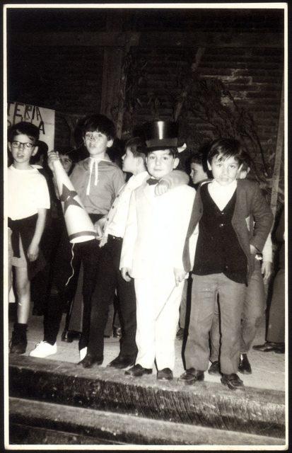 Grupo de niños.