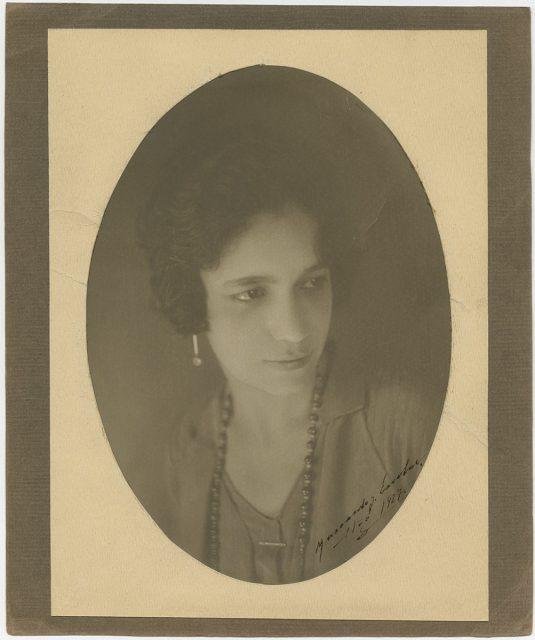 Retrato de la señora Escobar