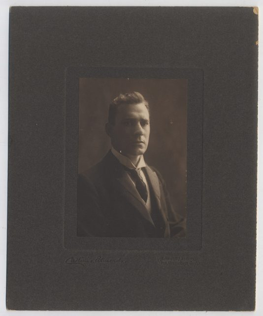Retrato del señor Wilson