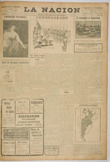 Empresa Periodística Diario La Nación S.A.