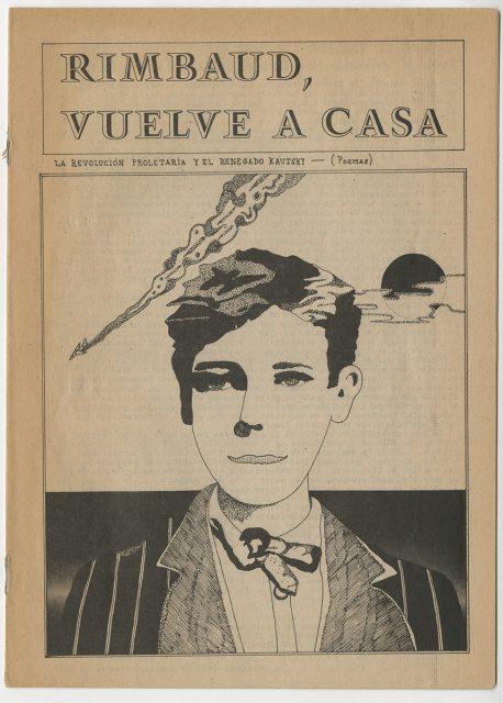 Revista «Rimbaud, vuelve a casa. La revolución no llegaría y el renegado Kautsky.»