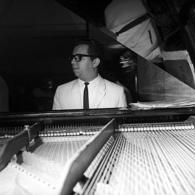 Pianista Jorge Abril en Nuria