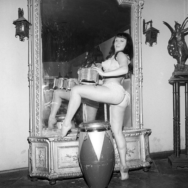 Betty Ferrari en Mon Bijou