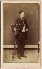 Retrato de R.A. Espinoza