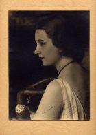 Retrato de Margarita Salvi