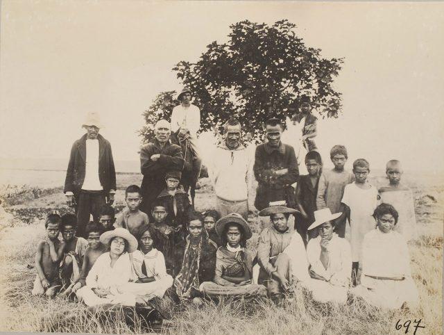 Grupo de Indias – Isla de Pascua