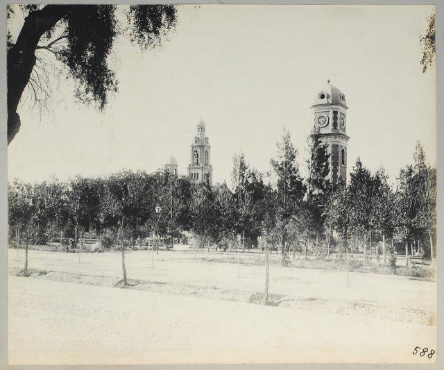 Plaza de Mendoza