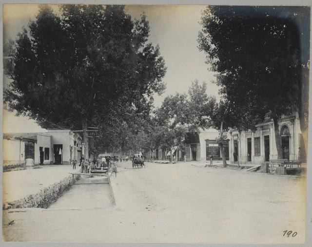 Calle, Los Andes