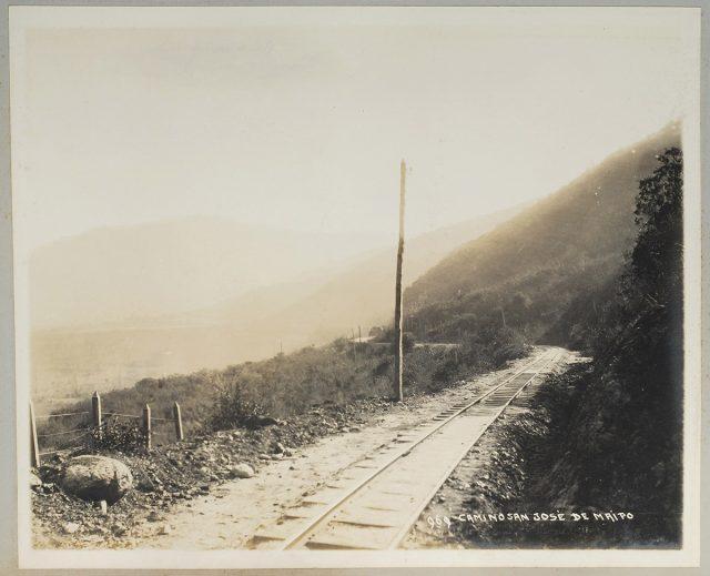 Camino de San José de Maipo