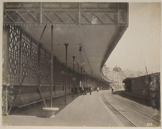 Estación de tren de Bellavista, Valparaíso