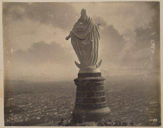 Virgen del Cerro San Cristóbal