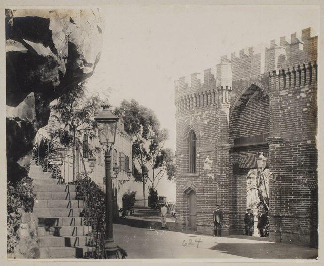 Edificio Castillo