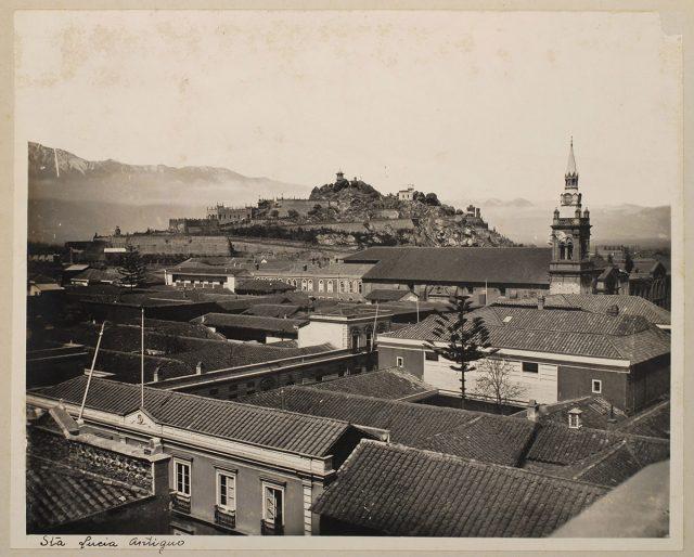 Santa Lucía Antiguo