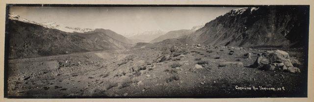Cordillera Paso Uspallata