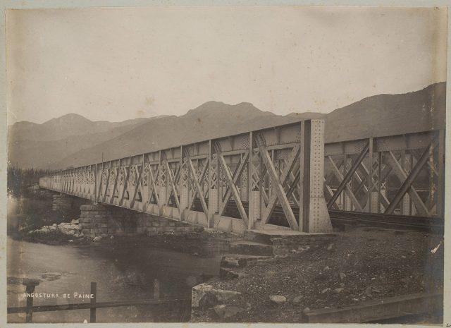 Puente Angostura de Paine