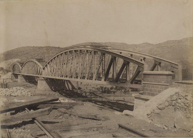 Puente del Tinguiririca