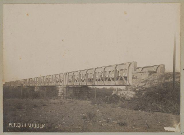 Puente del Perquilauquen