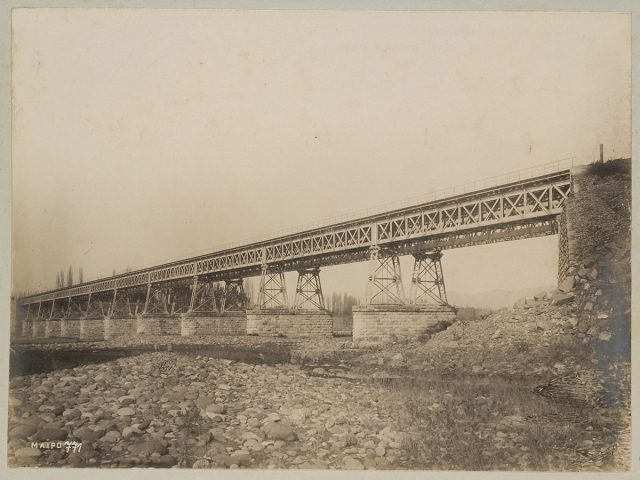 Puente del Maipo