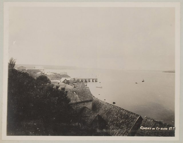 Canales de Calbuco