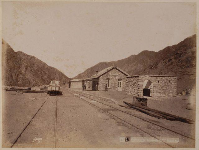 Estación de Cacheuta