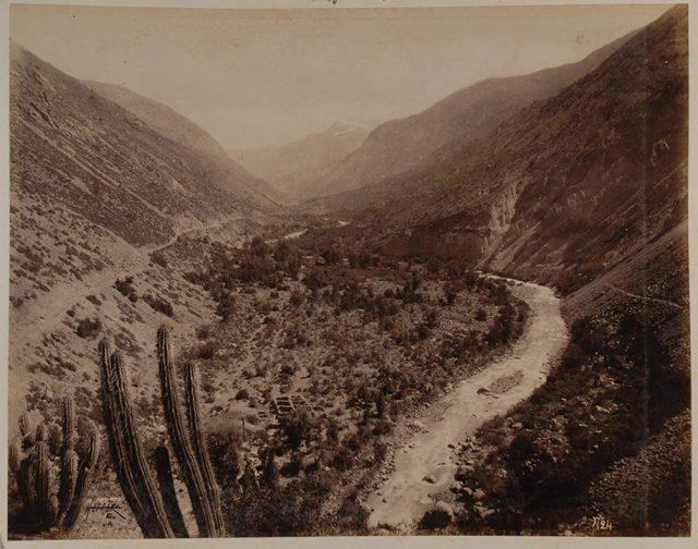Valle Río Blanco