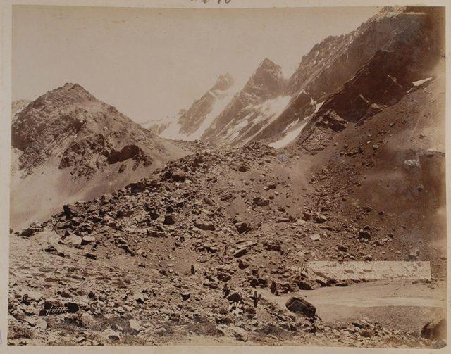 Derrumbe de los Cerros Tolosa