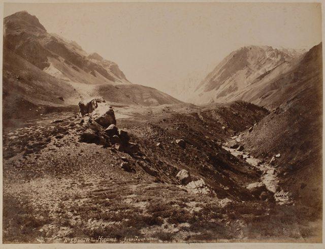 Valle de los Horcones