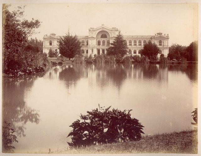 Laguna Parque Quinta Normal